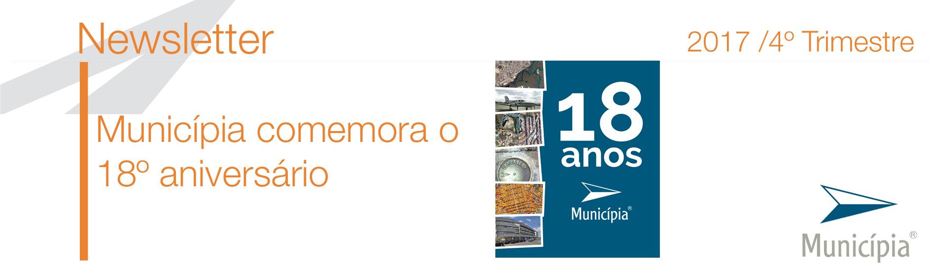 Newsletter Municípia